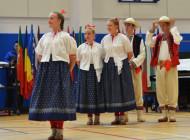 Występ w American School of Warsaw