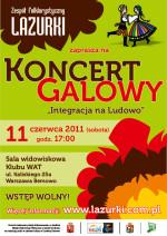 KONCERT GALOWY 2011