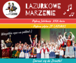 """Zbiórka """"Piękny Jubileusz – Piękna płyta ZF LAZURKI"""""""