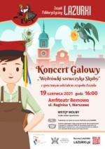 """Koncert Galowy """"Wędrówki szewczyka Skuby"""""""