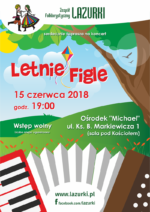 "Koncert ""Letnie Figle"""