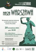 """Koncert """"Nasza Warszawa"""""""