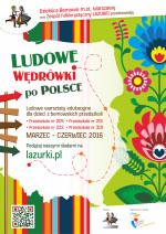 """""""Ludowe wędrówki po Polsce"""""""