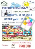 """Piknik Rodzinny SM L-W """"Rozłogi"""""""